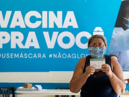 Itapevi realiza Dia D da vacinação contra a Covid neste sábado (05)