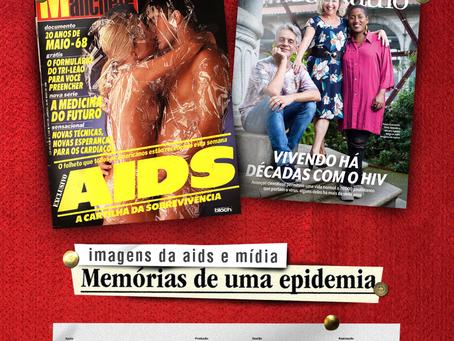 """Museu da Diversidade Sexual tem exposição virtual """"Memórias de uma epidemia"""""""