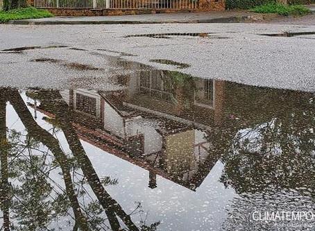 Grande SP tem mais chuva nesta quarta e tarde será quente