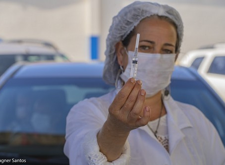 Estado prorroga campanha de vacinação contra a gripe e estende para todas as pessoas