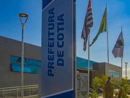 Cotia na fase vermelha: Prefeito assina Decreto prorrogando quarentena até 09 de abril
