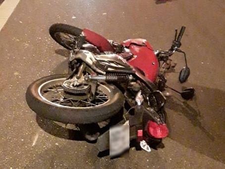 Menor morre na Raposo após roubar moto no km 19