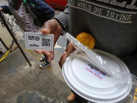 Carapicuíba adere gratuidade do Bom Prato para pessoas em situação de rua durante a pandemia