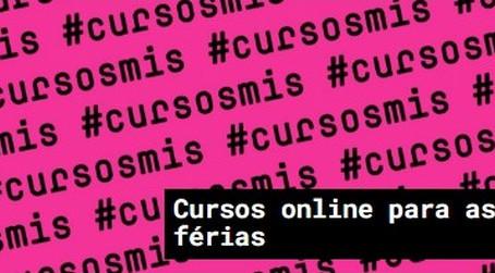 MIS oferece cursos online para as férias de janeiro