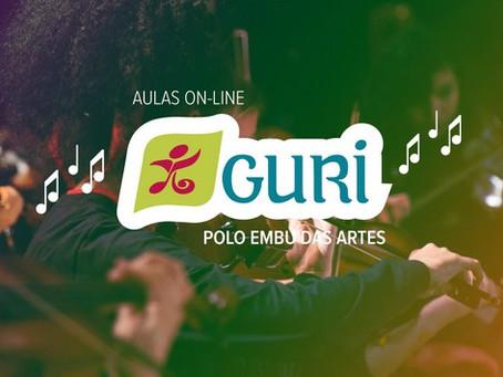 Embu das Artes: Projeto Guri disponibiliza aulas online a todos os interessados