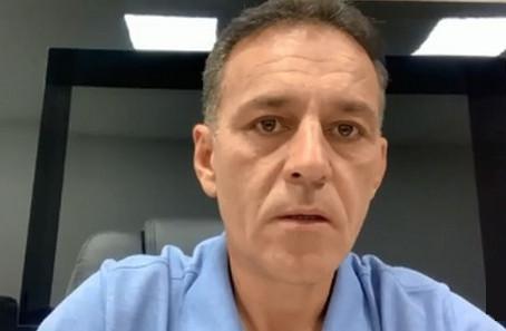 Decisão do presidente do TRE permite que Prefeito Rogério Franco termine o mandato