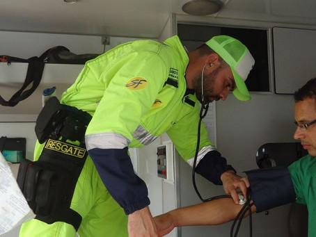 Rodoanel recebe ação de saúde no feriado de Finados