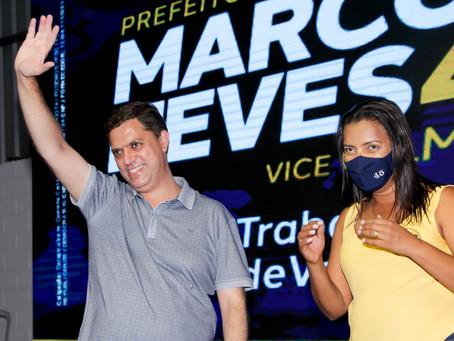 Marcos Neves é reeleito prefeito em Carapicuíba