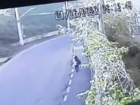Jovem de 19 anos é sequestrada quando chegava ao trabalho no km 30