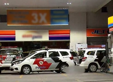 Osasco: Segurança é morto em posto de gasolina