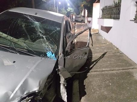 Carapicuíba: Motorista morre em acidente dentro da Fazendinha