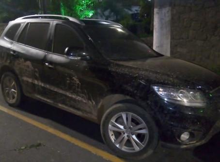 Cotia: GCM prende indivíduo e recupera veículo roubado