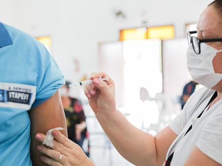 Itapevi: Idosos a partir de 60 anos podem ser vacinados na quinta-feira,6