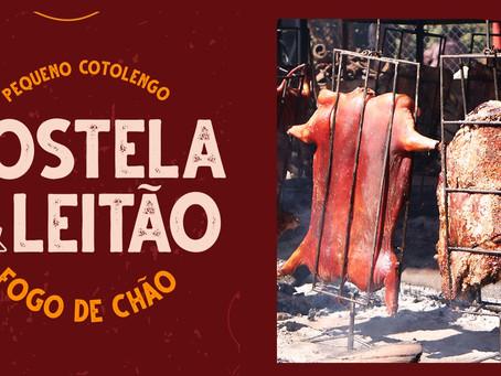 Cotolengo realizará sua tradicional Costela & Leitão no Fogo de Chão