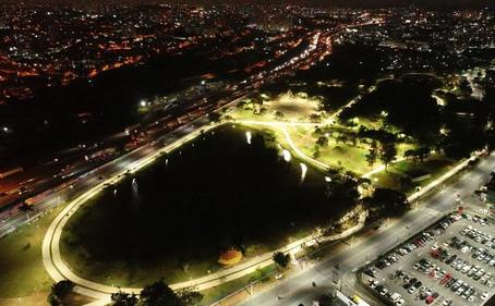 Carapicuíba: Prefeitura realiza revitalização completa dos parques na cidade