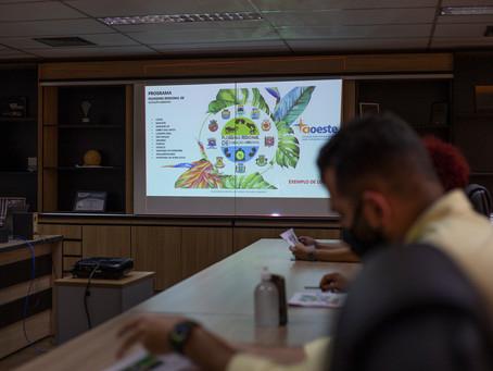 """Municípios do Cioeste realizarão o """"1º Plogging Regional de Educação Ambiental"""""""