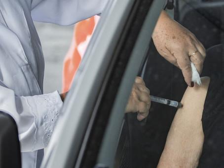 Cotia: Saúde antecipa horário de vacinação contra Covid-19 para às 6h, nos dias 4 e 5/03