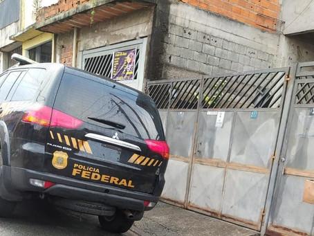 PF deflagra a Operação Contágio contra desvio de recursos públicos no tratamento de Covid-19
