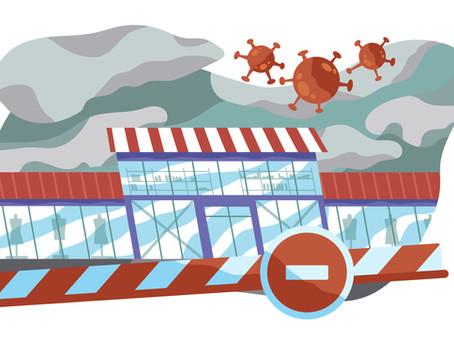 Coronavírus: os riscos de ir a shoppings centers e lugares fechados