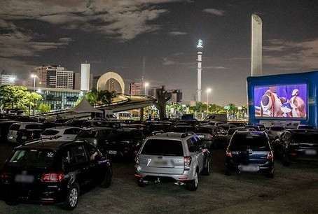Cultura: Memorial da América Latina terá cinema drive-in