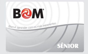 Cartão BOM para passageiros de 60 a 64 anos pode ser solicitado gratuitamente via WhatsApp e chat
