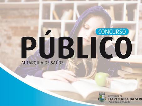 Itapecerica da Serra divulga resultados do Concurso Público