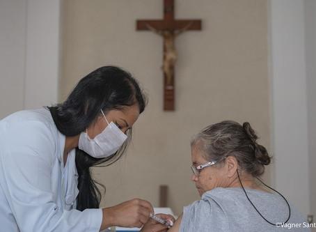 Cotia: Todas as UBS's aplicam a vacina contra a gripe sem agendamento