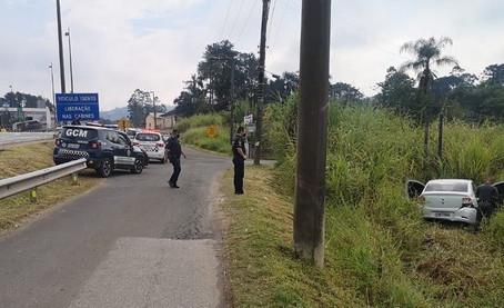Após perseguição, PM prende três indivíduos que haviam furtado residências no bairro Remanso II