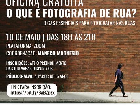 Vargem Grande Paulista abre inscrições para oficina gratuita de fotografia