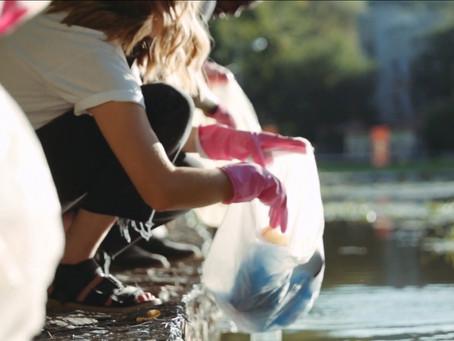 Carapicuíba: Prefeitura apoia limpeza do Rio Cotia no World Cleanup Day 2021