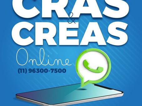 Cotia: Secretaria de Desenvolvimento Social cria Canal CRAS e CREAS Online
