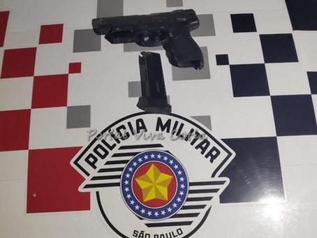 Raposo Tavares: Após perseguição, Polícia Militar prende indivíduo no km 30