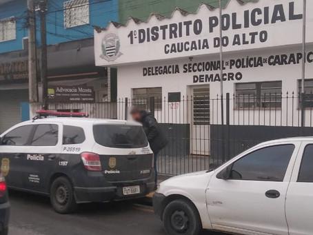 Caucaia: Polícia Civil cumpre mandados e prende indivíduo envolvido com a quadrilha do PIX