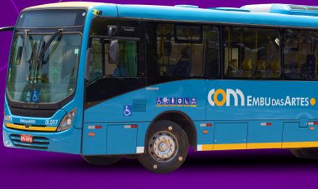 Embu das Artes: Nova linha de ônibus 04A - Pq. Esplanada agora atende também o Jd. Santa Bárbara