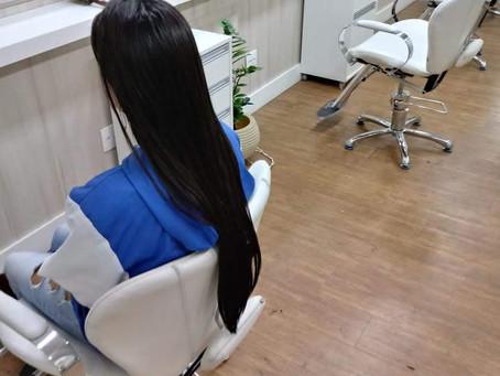 Outubro Rosa: Raposo Shopping promove corte de cabelo solidário