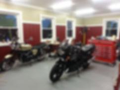 motorcycle, touring, coast to coast, maintenance, bonneville, ninja 500, beginner bike
