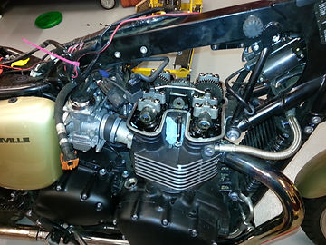 Triumph Twin Power, motorcycle, coast to coast, maintenance, bonneville, ninja 500, performance