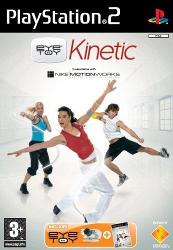 EyeToy Kinetic Commercial