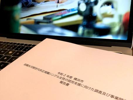 レポート:社会的インパクト・マネジメント思考に基づく、事業計画サポート