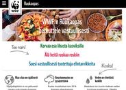 Nettivinkki: WWF:n Ruokaopas