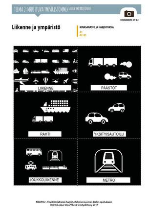 MY 2.2 Liikenne ja ympäristö