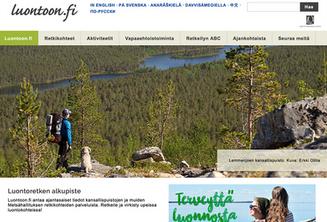 Nettivinkki: Luontoon.fi