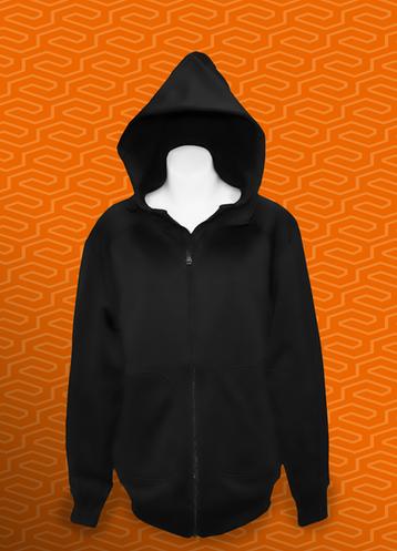 Femme hoodies noir