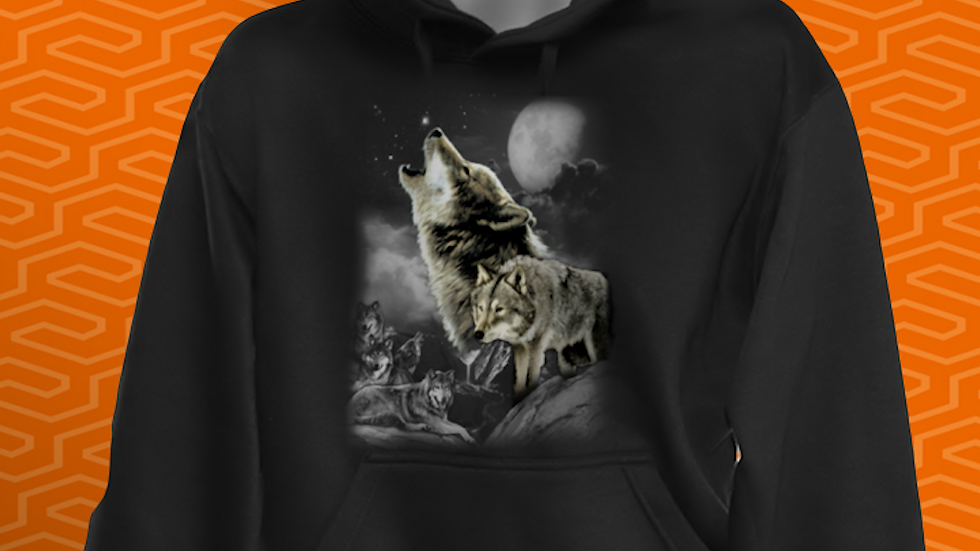 H-HOODIES NATURE 107