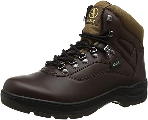 CHAUSSURES PICARDIE MARRON    / T4412044