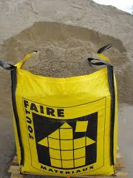 Gravier � ma�onner Big-bag 1/4m3