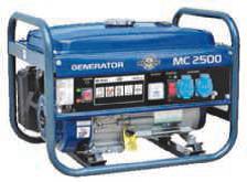 Groupe électrogène MC 2500 / Q5000011