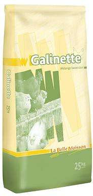 MELANGE BASSE-COUR GALINETTE 25KG