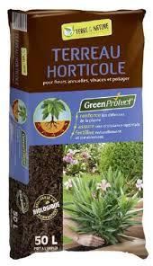 TERREAU HORTICOLE GREENPROTECT 50L   / T2265585
