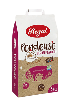 PONDEUSE GRANULES REGAL 20KG